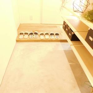 エクレール目黒(1階,4690万円)のお部屋の玄関