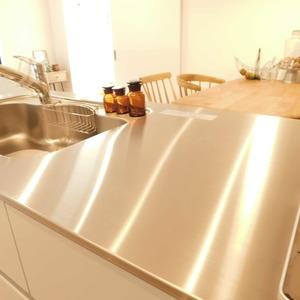 エクレール目黒(1階,4690万円)のキッチン
