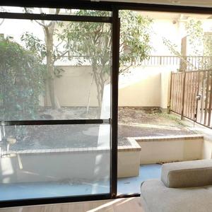 エクレール目黒(1階,4690万円)の専用庭
