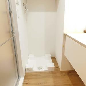 エクレール目黒(1階,4690万円)の化粧室・脱衣所・洗面室