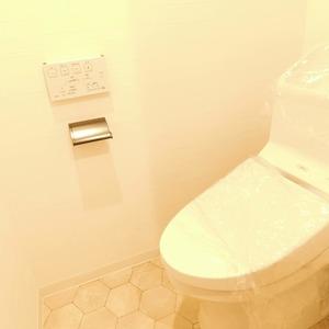藤和護国寺コープ(6階,3380万円)のトイレ