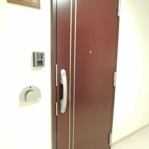 藤和護国寺コープ(6階,)のフロア廊下(エレベーター降りてからお部屋まで)