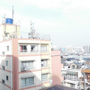 藤和護国寺コープ(6階,3380万円)のお部屋からの眺望