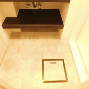 藤和護国寺コープ(6階,3380万円)の化粧室・脱衣所・洗面室