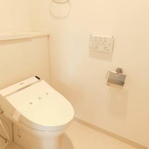 パークタワー池袋イーストプレイス(5階,4480万円)のトイレ