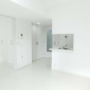 パークタワー池袋イーストプレイス(5階,4480万円)の居間(リビング・ダイニング・キッチン)