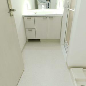 パークタワー池袋イーストプレイス(5階,4480万円)の化粧室・脱衣所・洗面室
