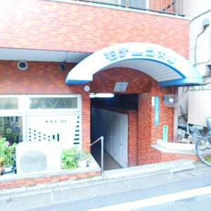 モナーク大塚のマンションの入口・エントランス