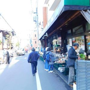 モナーク大塚の周辺の食品スーパー、コンビニなどのお買い物