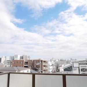 コンフィール赤堤(5階,)のお部屋からの眺望