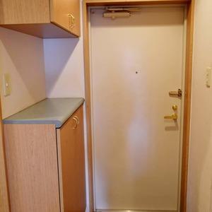リシェ広尾(5階,)のお部屋の玄関