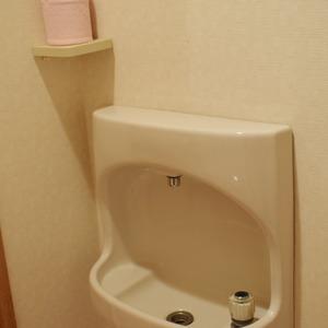 リシェ広尾(5階,)のトイレ