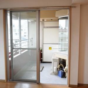 リシェ広尾(5階,)のバルコニー