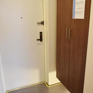 朝日マンション白金通り(5階,)のお部屋の玄関
