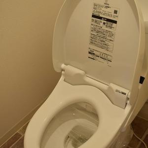 白金台パークサイドハイツ(5階,3780万円)のトイレ