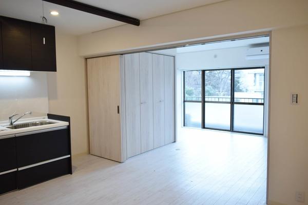 白金台パークサイドハイツ(5階,3780万円)