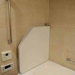サンアリーナ広尾(3階,1億2600万円)の浴室・お風呂