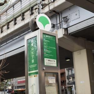 中銀南青山マンシオンの交通アクセス