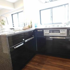 ステージファースト目白第2(8階,4780万円)のキッチン