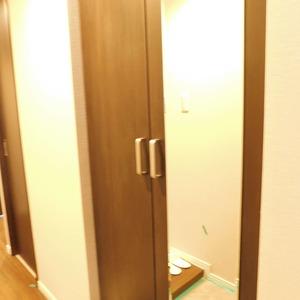 ステージファースト目白第2(8階,4780万円)のお部屋の玄関