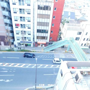 ステージファースト目白第2(8階,4780万円)のお部屋からの眺望