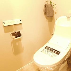 ステージファースト目白第2(8階,4780万円)のトイレ