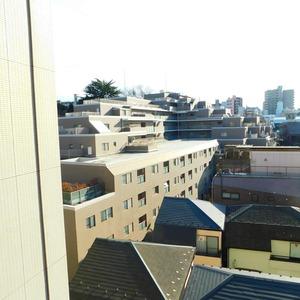 ヴィルヌーブ西早稲田(6階,6980万円)のお部屋からの眺望