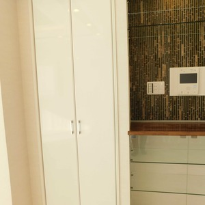 ヴィルヌーブ西早稲田(6階,6980万円)の居間(リビング・ダイニング・キッチン)