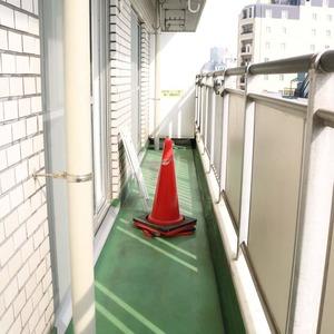 上野ロイヤルハイツ(7階,)のバルコニー