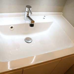 マイキャッスル入谷(9階,4480万円)の化粧室・脱衣所・洗面室