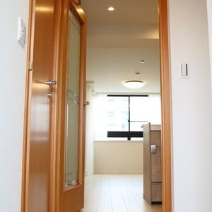 マイキャッスル入谷(9階,4480万円)の居間(リビング・ダイニング・キッチン)