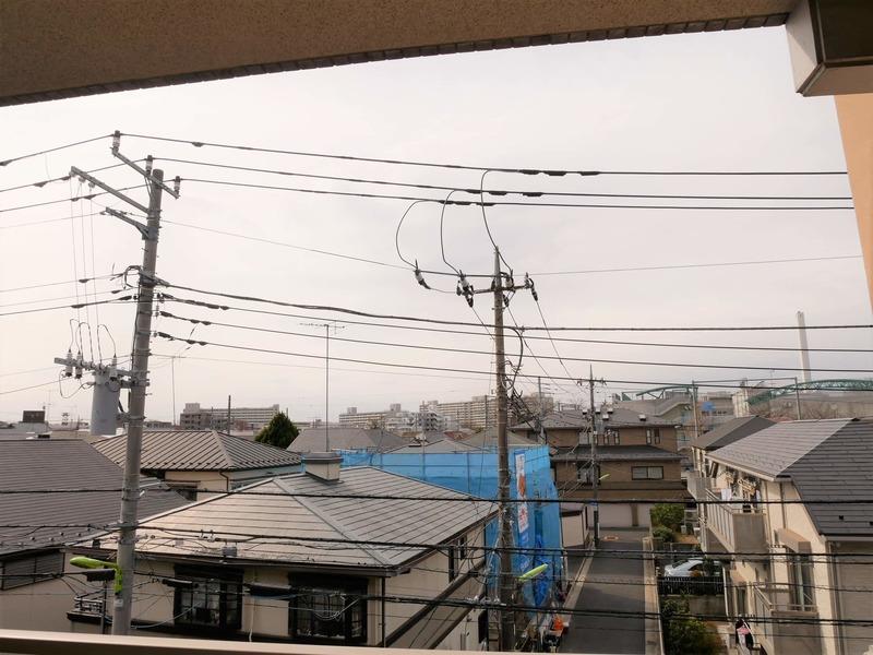 ディナスカーラ上北沢のお部屋からの眺望1枚目