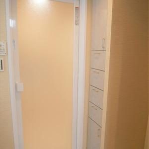 ディナスカーラ上北沢(3階,4580万円)の化粧室・脱衣所・洗面室