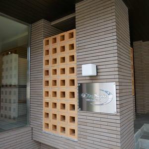 ディナスカーラ上北沢のマンションの入口・エントランス