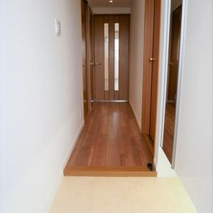 ディナスカーラ上北沢(3階,4580万円)のお部屋の玄関