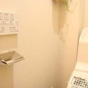 東京ビューマークス(2階,5480万円)のトイレ