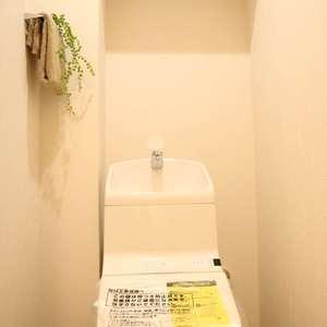 東京ビューマークス(2階,)のトイレ