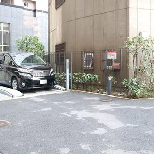 東京ビューマークスの駐車場
