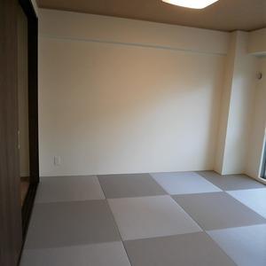 メイゾン上北沢(2階,3980万円)の和室