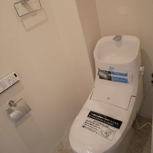 メイゾン上北沢(2階,3980万円)のトイレ