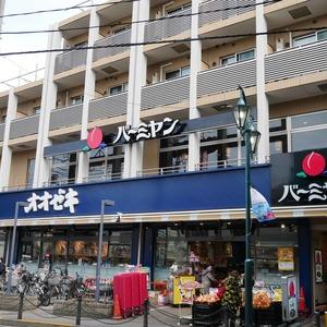 メイゾン上北沢の周辺の食品スーパー、コンビニなどのお買い物