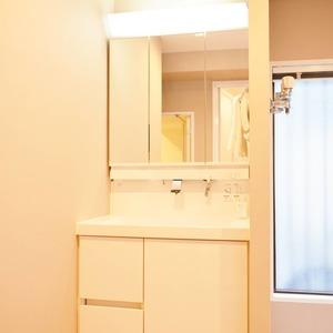 ヴェルデ青山(2階,)の化粧室・脱衣所・洗面室