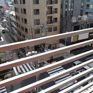 ファイン青山(6階,)のバルコニー