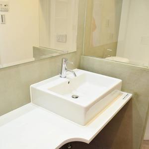 ファイン青山(6階,)の化粧室・脱衣所・洗面室