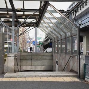 ファイン青山の最寄りの駅周辺・街の様子