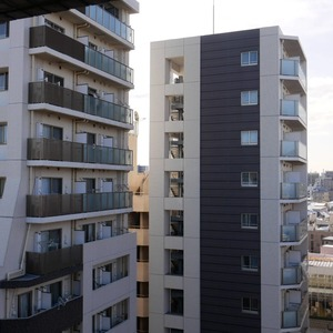 コスモ亀戸アネックス(8階,4480万円)のお部屋からの眺望
