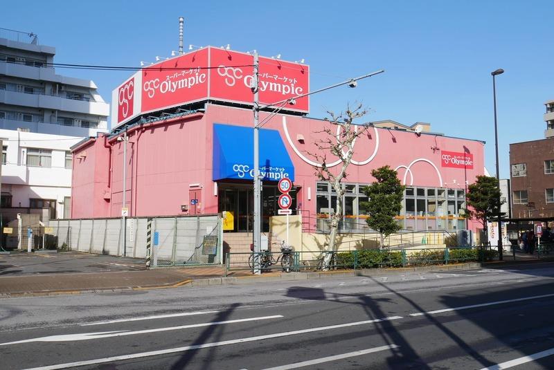 コスモ亀戸アネックスの周辺の食品スーパー、コンビニなどのお買い物1枚目