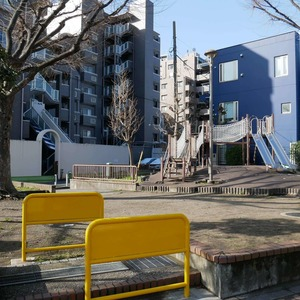 コスモ亀戸アネックスの近くの公園・緑地