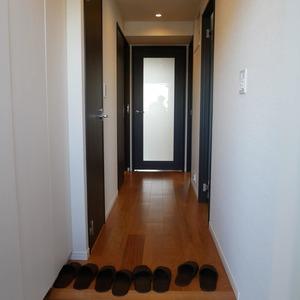 コスモ亀戸アネックス(8階,4480万円)のお部屋の廊下
