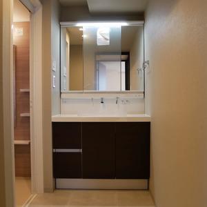 コスモ亀戸アネックス(8階,4480万円)の化粧室・脱衣所・洗面室